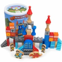 Heroic Knights Castle Blocks