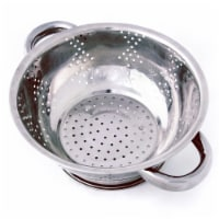 Stainless Steel Kitchen Colander- 1Qt.