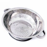 Stainless Steel Colander-4 Qt.