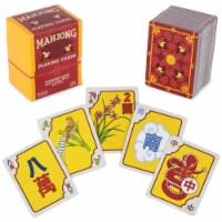 Chinese Mahjong Playing Cards