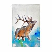 Betsy Drake KT237 Elk Kitchen Towel
