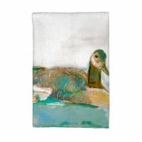 Betsy Drake KT241 Goose Kitchen Towel