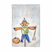 Betsy Drake KT410 Scarecrow Kitchen Towel