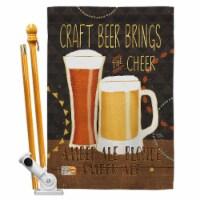 Breeze Decor BD-BV-HS-117052-IP-BO-D-US18-WA 28 x 40 in. Craft Beer Brings Cheer Happy Hour &