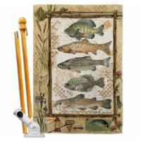 Breeze Decor BD-OU-HS-109056-IP-BO-D-US18-SB 28 x 40 in. Fishing Adventures Nature Outdoor Im