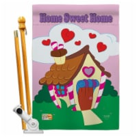 Breeze Decor BD-SH-HS-100039-IP-BO-D-US13-BD 28 x 40 in. Welcome Home Sweet Inspirational Imp - 1