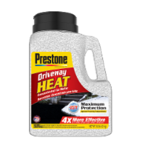 Prestone Driveway Heat Concentrated Ice Melter Pellets