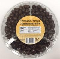 Treasured Harvest Chocolate Covered Almond Trio Tray