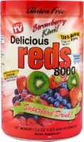 Greens World Inc.  Delicious Reds 8000   Strawberry Kiwi