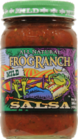 Frog Ranch Mild Salsa