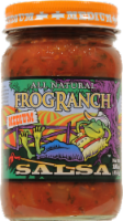 Frog Ranch Medium Salsa