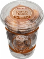 Prairie City Old Fashioned Donut Holes, 5 Ounce -- 12 per case.