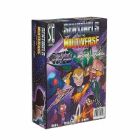 Greater Than Games GTGSTWC Sentinels of the Multiverse - Shattered Timeline & Wrath ot Cosmos - 1