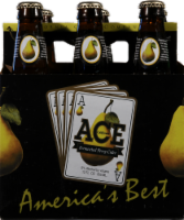 Ace Fermented Pear Cider