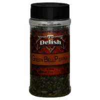 It's Delish Green Bell Pepper