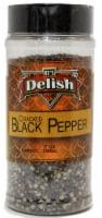 It's Delish Cracked Black Pepper