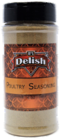 It's Delish Poultry Seasoning - 6 oz