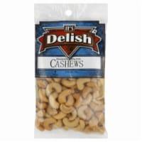 It's Delish Roasted & Salted Cashews - 3.5 oz