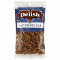 It's Delish Pecan Halves - 3 oz