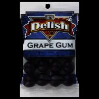 It's Delish Grape Gum