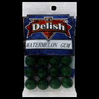 It's Delish Watermelon Gum