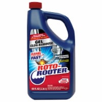 Roto-Rooter 351408 GEL Clog Remover 80oz - 80 ounce each