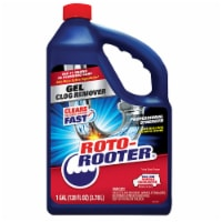 Roto-Rooter 351399 GEL Clog Remover 128oz - 1 gallon each