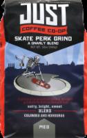 Just Coffee Co-op Skate Perk Grind Medium Roast Ground Coffee - 12 oz