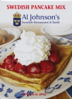 Al Johnson's Swedish Pancake Mix - 14 oz