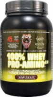Healthy'N Fit Nutritionals  100% Whey Pro-Amino™ v 2.0   Heavenly Chocolate