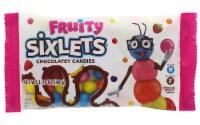 SweetWorks Sixlets Fruity Chocolatey Candies - 1.75 oz