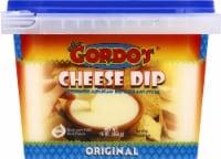 Gordo's Original Mexican Resturant Style Cheese Dip - 16 oz