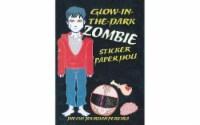 Dover Pub Glow-In-The-Dark Zombie Stkr PaperDollBk - 1