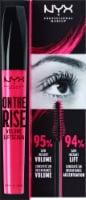 NYX Professional Makeup On The Rise Black Volume Liftscara - 1 ct