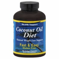 Health Support Coconut Oil