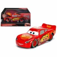 """Disney Pixar \Cars 3\ Movie Lightning McQueen Diecast Model Car by Jada"""""""""""" - 1"""