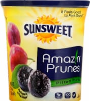 Sunsweet Pitted Prune Canister - 16 oz