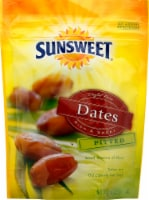 Sunsweet Pitted Dates - 8 oz