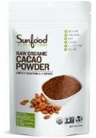Sunfood Organic Cacao Powder