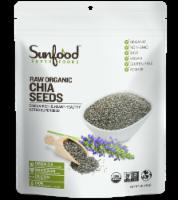 Sunfood Raw Organic Chia Seeds