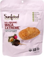 Sunfood Raw Organic Maca Extreme Blend - 8 oz
