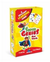Blue Orange™ Super Genius First Words Card Game - 1 ct