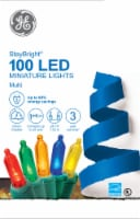 GE StayBright 100 LED Miniature Lights