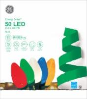 GE Energy Smart® Colorite® 50 LED C-9 Lights - Multi