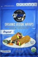WrawP  Organic Veggie Wraps Gluten-Free Paleo   Original