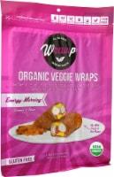 WrawP  Organic Veggie Wraps Gluten-Free Paleo   Energizing Morning