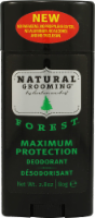 Herban Cowboy Natural Grooming Forest Deodorant