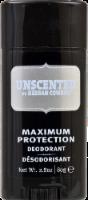 Herban Cowboy Natural Grooming Unscented Deodorant