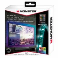 Jem Accessories Monster Sound Reactive LED Light Strip