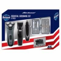 Barbasol Essential Grooming Set